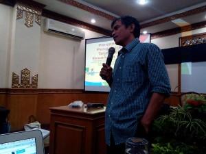 Roy salam, perspektif pengaturan dalam tata kelola keuangan desa