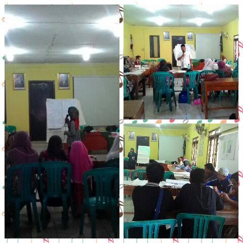 Pemetaan aset dan buka bersama di Desa Gumelem Kulon