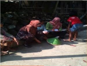 Pemetaan Sosial di Desa Wulungsari