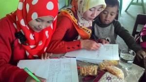 Perempuan Menulis di Jatilawang