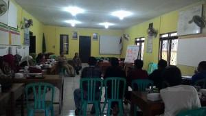 Pelatihan Pemetaan Kesejahteraan di Gumelem Kulon