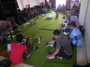 Pelatihan Pengelolaan Keuangan Desa di Desa Tunjungtirto, Kecamatan Singasari, Kabupaten Malang