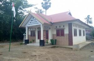 Kantor Desa Kalukubodo, Kecamatan Galesong Selatan, Kabupaten Takalar (Azis/rakyat sulsel)