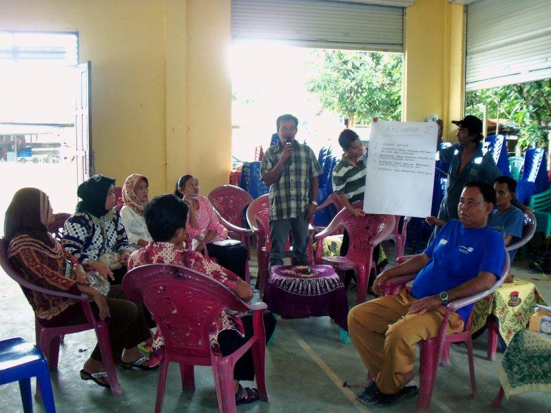 Lubuk Bintialo Mulai Memikirkan Pengembangan Aset Sekolah Desa